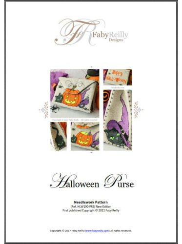 Halloween Purse - Faby Reilly Designs