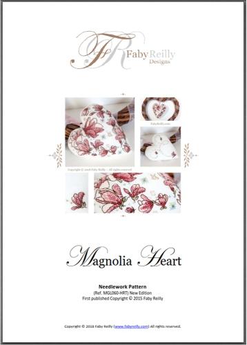 Magnolia Heart - Chart Cover