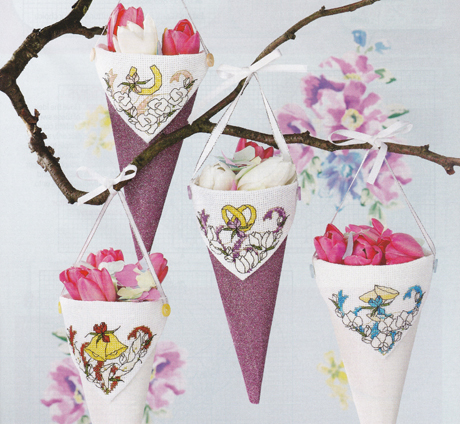 Confetti Cones for Crazy