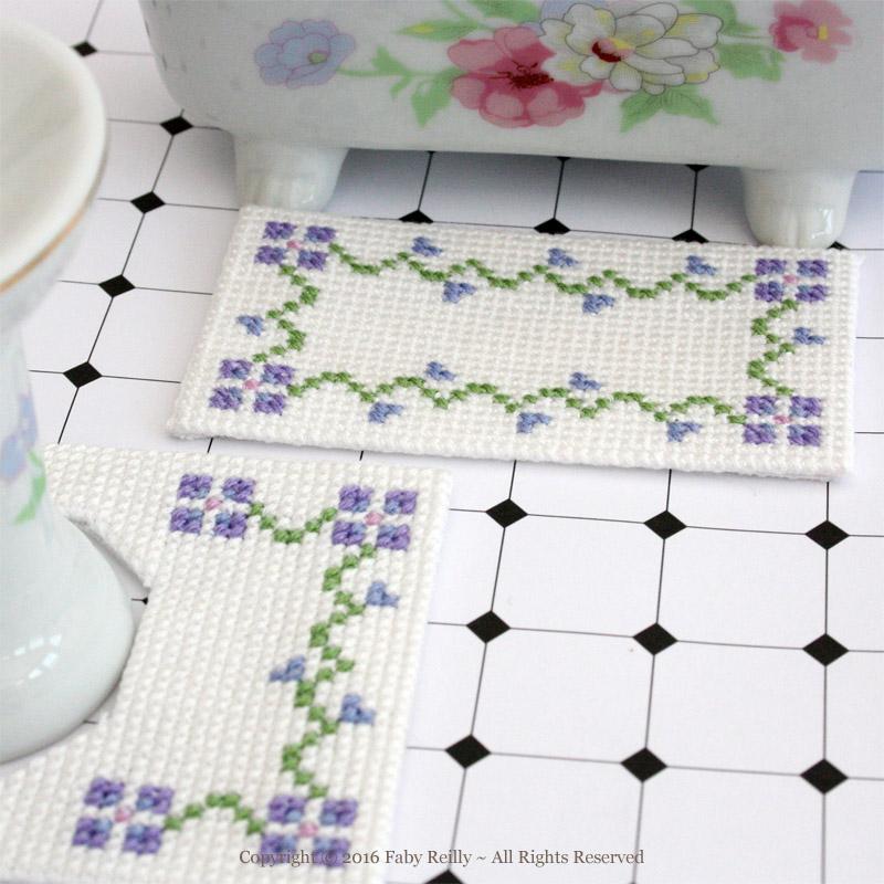 Doll House Bathroom Mats
