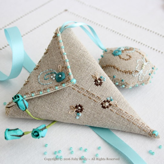 Butterfly Scissor Case