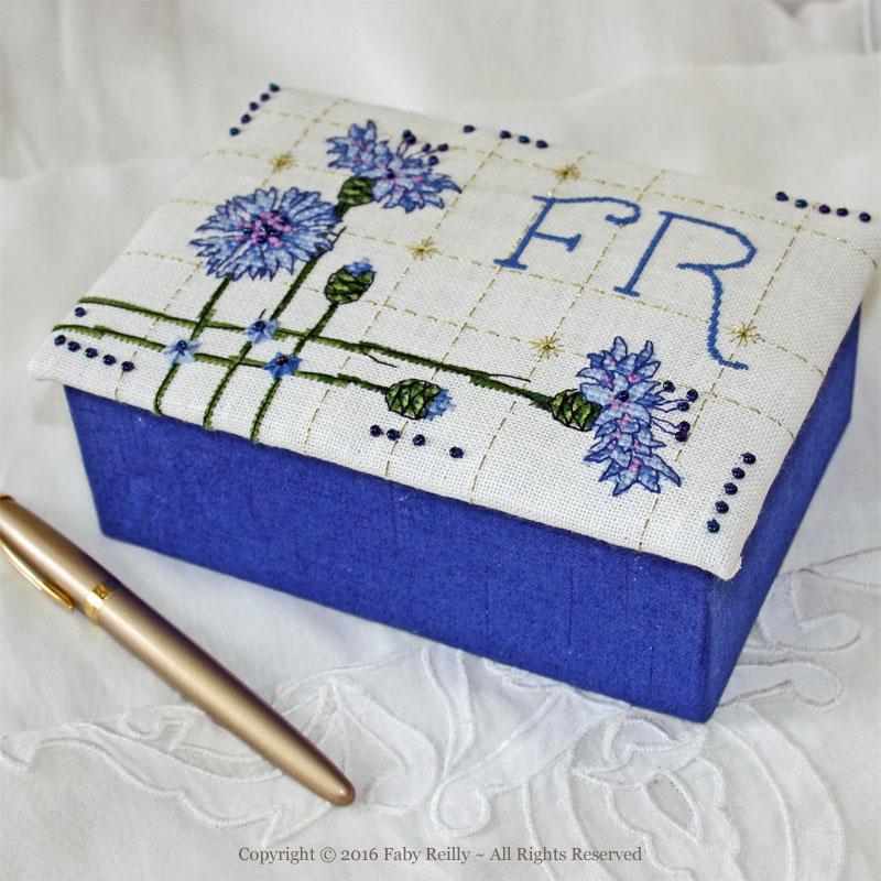 Cornflower Box
