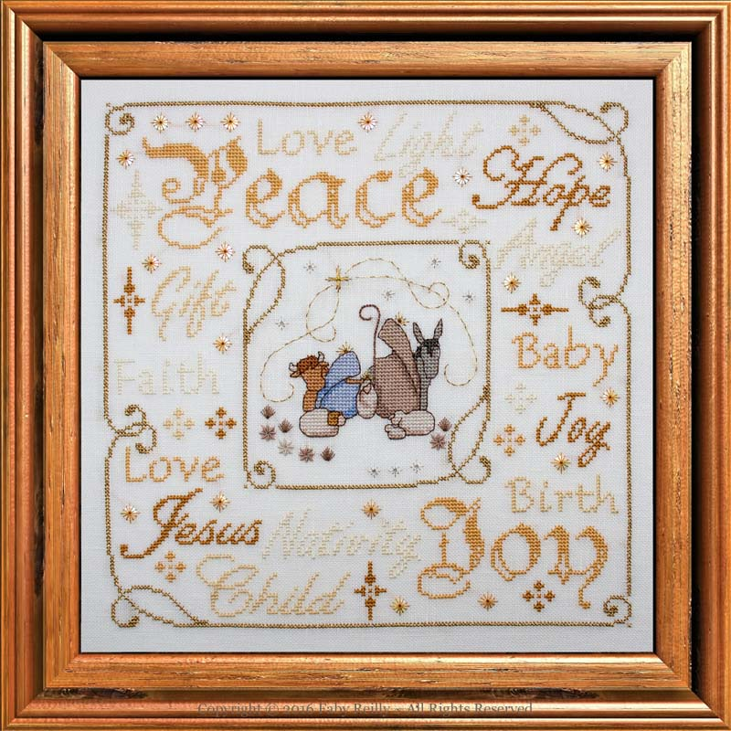 Nativity Frame