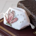 Magnolia Bookmark