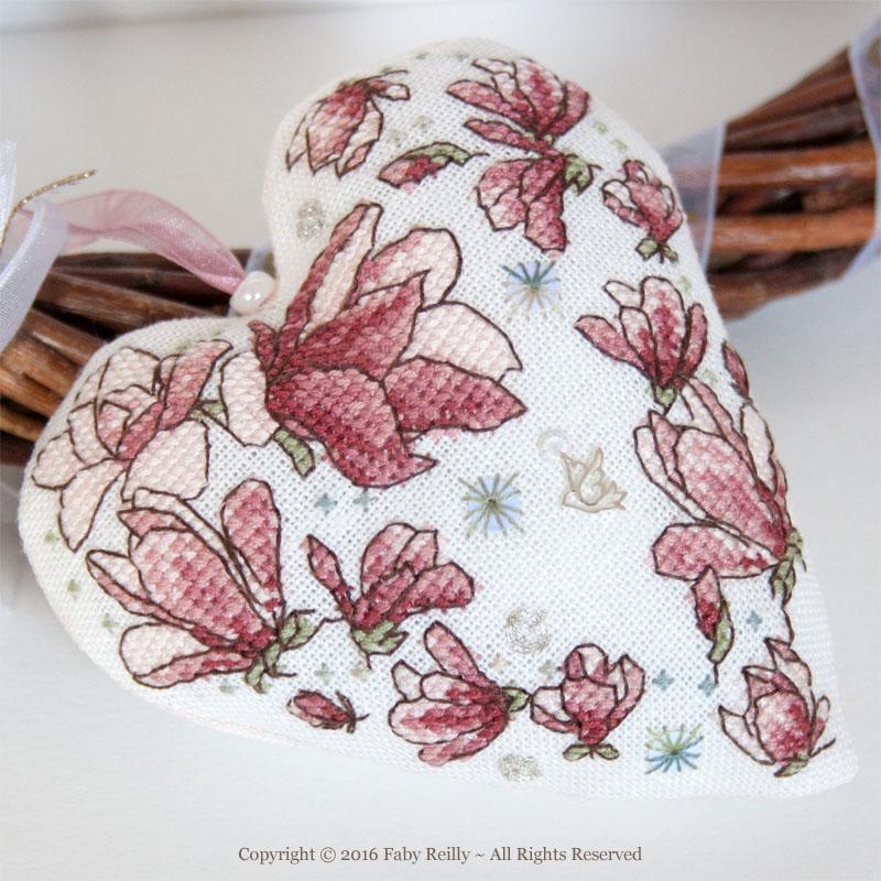 Magnolia Heart