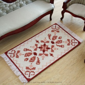 Doll House Small Rug