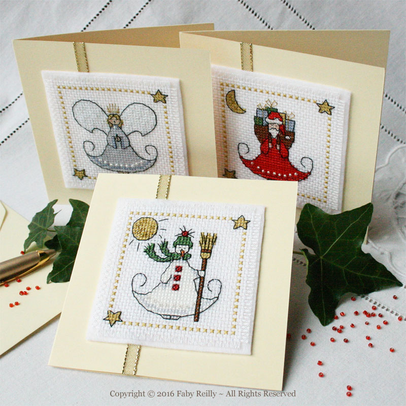 Little Christmas Set of 3 Cards