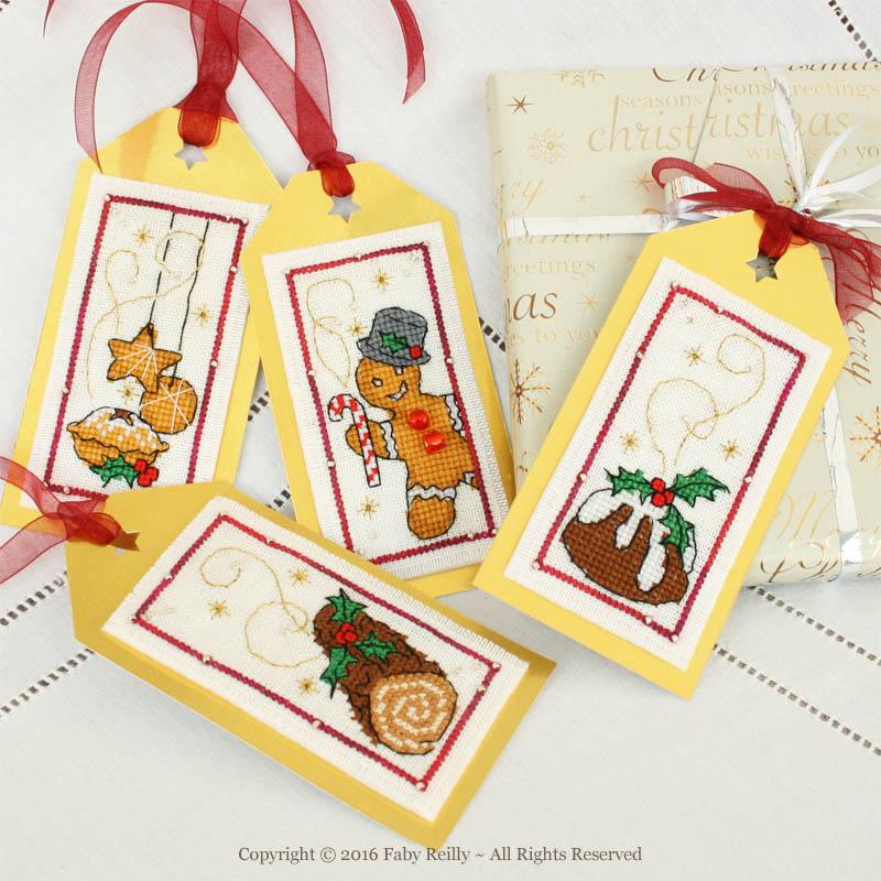 Christmas Tags (Sweets Series)