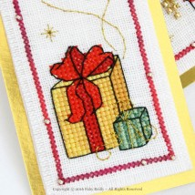 Christmas Tags (traditional Christmas Series)