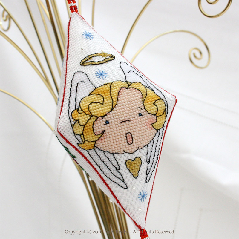 Aniel the Angel Pendant