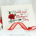 Poppy Card