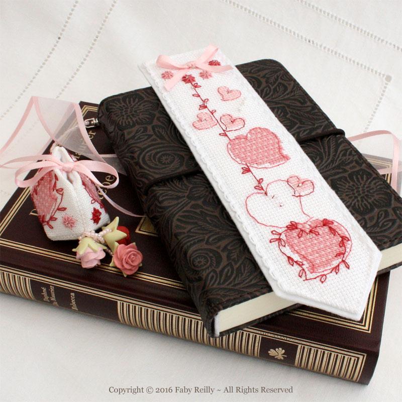 Sweet Heart Bookmark
