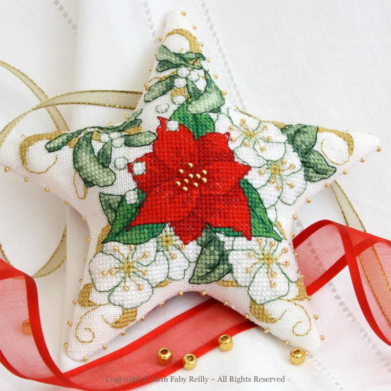 Poinsettia Star