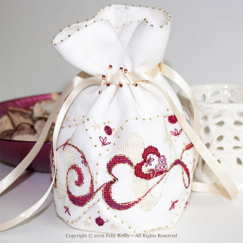 Love Bridesmaid Pouch
