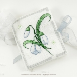 Snowdrop Needlebook