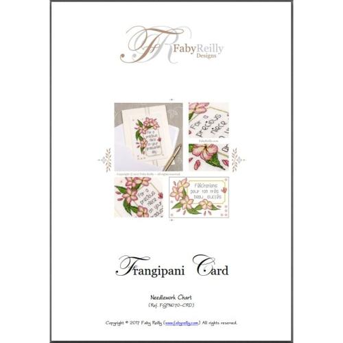 Frangipani Card