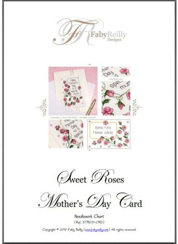 Sweet Roses Mothers Day Card