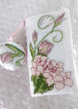 Lizzie Wallet stitched by Monique