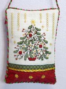 Christie SAL - stitched by Margaret (thecraftycreek.com)